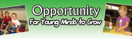Opportunity for Young Minds to Grow
